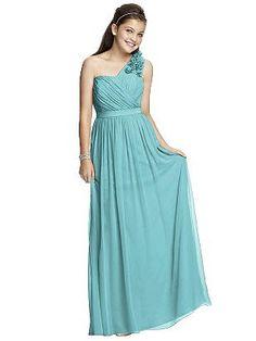 Junior Bridesmaid Dress JR526 spa