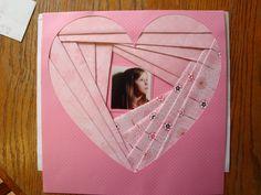 Scrabook - cute! - my heart