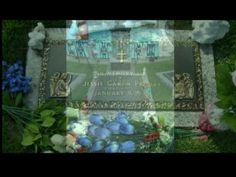 Elvis Presley's Graceland, Meditation Garden August 16,  2007   Memphis ...