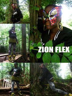 Zion Flex Leigh Woods