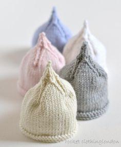 89555241769 Preemie  Classic Pixie Beanie . LoveKnitting. Baby Hats KnittingBaby ...
