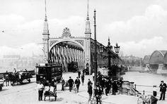 #Rotterdam #1910 #Willemsbrug