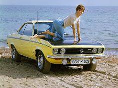 Opel Manta A   by Auto Clasico Car Girls, Hot Cars, Vehicles, Steampunk, Explore, Photos, Women, Opel Manta, Majorca