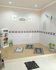 Home Entrance Decor Idea 27 Beautiful Praying Room Ideas For This Ramadan Design Home Plans, Home Room Design, Home Interior Design, Interior And Exterior, House Design, Home Entrance Decor, House Entrance, Home Decor, Prayer Corner