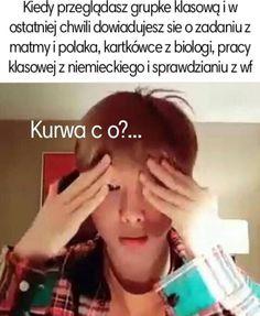 Very Funny Memes, Wtf Funny, Kdrama Memes, Bts Memes, Asian Meme, Polish Memes, Funny Mems, I Love Bts, Haha
