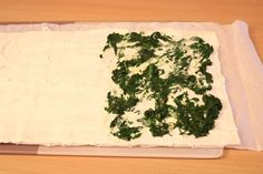 Lachs Blattspinat Blätterteigrolle auf Dill Senfsoße - Zu Faul Zum Kochen ? Salmon, Cooking, Recipies