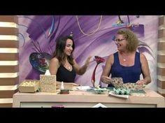 Caixa porta chocolate por Claudia Niero - 03/03/2017 - Mulher.com P2 - YouTube