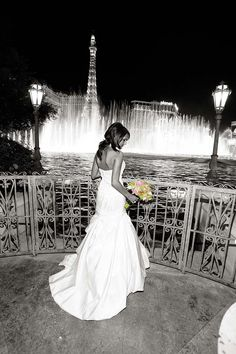 Wedding at Bellagio