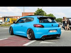 Volkswagen Scirocco Compilation | Accelerations, Sounds, ... - YouTube Scirocco Volkswagen, Volkswagen Polo, Scirocco Tuning, Dream Cars, Automobile, Trucks, Photo And Video, Instagram, Youtube