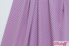 lillestoff » Pink Sevenbark « // Design: Stefanie Krauss // hier erhältlich: http://www.lillestoff.com/pinksevenbark.html