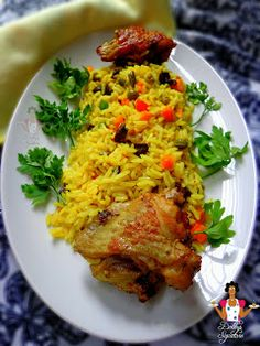 Image result for Christmas Rice in Nigeria