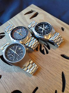 5c43e79c7a271 Omega Speedmaster Mark Series on Speedy Tuesday Modern Watches