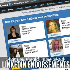LinkedIn Endorsements: How to Get the Ones That Really Matter
