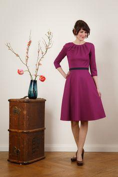 Pinkes Kleid // pink dress by Jekyll und Kleid via DaWanda.com