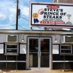 Best Cheesesteaks in New York? Here is Steve's Prince of Steaks in Philly