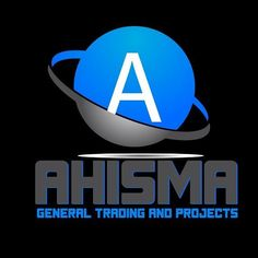 Ahimsa General Trading and Projects Logos, Projects, Log Projects, Blue Prints, Logo