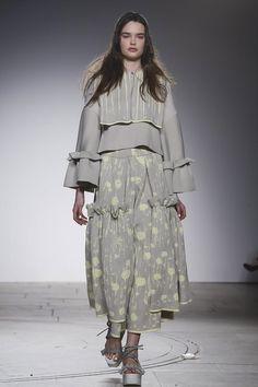 London College of Fashion Ready To Wear Fall Winter 2015 London