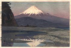 Hiroshi Yoshida – After Rain | Graphicine