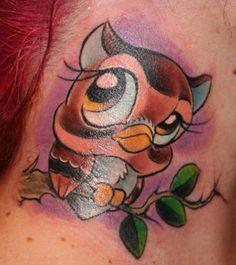 Jime litwalk tattoo