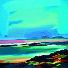 Coastal Vision III by Pam Carter