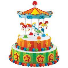 Carousel Cake Display Kit-