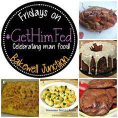 #GetHimFed No. 34 Features | Bakewell Junction Cinnamon Pecan Bundt Bread