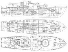 woodworking free plans: Wooden boat blueprints