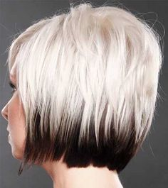 Good Hair Colors for Short Hair | 2013 Short Haircut for Women