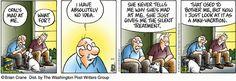 Ha-Ha ~Pickles Cartoon for May/31/2012