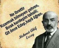 Mehmet Akif Ersoy//////