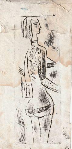 Miroslav Tichý - Without a name Miroslav Tichy, Original Artwork, Auction, The Originals, Photographs, Pictures, Photos, Fotografie