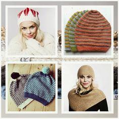Marion R: Luer i lange baner Winter Hats, Fashion, Moda, Fashion Styles, Fashion Illustrations, Fashion Models