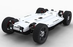 sustainable desgin, green design, green transportation, trexa, electric vehicle platform, ev, diy electric vehicle