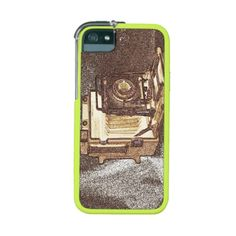 Vintage Press Camera Graft iPhone 5/5S Case