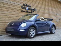 2003 VW Beetle 1.4 Cabriolet 5g 2d 121.000 km kr 99.900