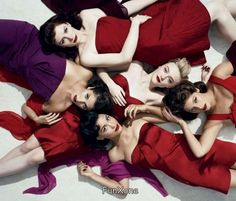 Stunning Twilight Girls Photos from Vanity Fair 3