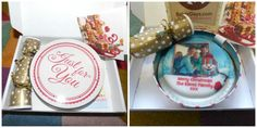Baker Days Letterbox Christmas Cake - Monkey and Mouse
