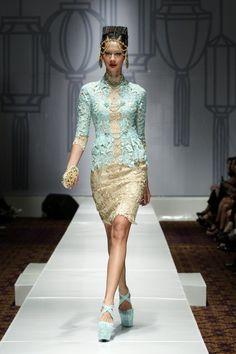 Lace Cheongsam #qipao #cheongsam #ChineseDress I Dress, Lace Dress, Simple Dresses, Formal Dresses, Conservative Fashion, Batik Dress, Lace Jacket, Cheongsam, Fashion Lookbook