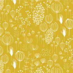 Poppyfields pattern by Bettyjoy