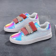 Women's Casual Shoes White Fashion Outdoor Sneaker | Touchy Style White Sneakers For Girl, Jeans And Sneakers Outfit, White Shoes For Girls, Girls Sneakers, Casual Sneakers, Casual Shoes, Women's Casual, Shoes Sneakers, White Casual
