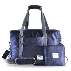 Travel Luggage Duffle Bag Lightweight Portable Handbag Ghost Ship Print Large Capacity Waterproof Foldable Storage Tote