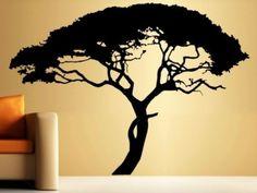 Samolepky na zeď - Strom