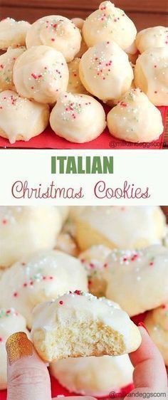 Bring a little flair to your holiday party this year with this delicious Italian Christmas Cookie recipe! Your guests will fall in love with this yummy recipe and they'll only have you to thank for an amazing holiday season. https://milkandeggs.com/blogs/food-health-and-eating/italian-christmas-cookies-dessert-recipe #christmascookies #holidayseason #christmas #italian #italiancookies #dessert #dessertrecipe #sweettreats #sweetrecipe #cookie #cookierecipe #icingrecipe #partytime