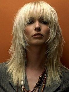 Pretty hair.......
