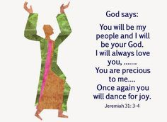 Dance before the Lord