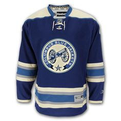 Columbus Blue Jackets 3rd jersey.
