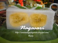 Catatan Dapur Vero: Nagasari Steamed Cake, Snack Recipes, Snacks, Pudding, Sweets, Desserts, Food, Calendar, Snack Mix Recipes