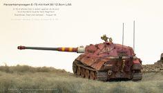 E-75 Heavy Tank - 46