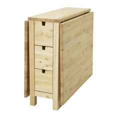 Norden Gateleg Table, Birch