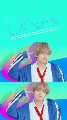 BTS (防弾少年団) - DNA - Kim Taehyung (V)